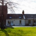 Cosaig self catering holiday house from Victoria park Innerleithen