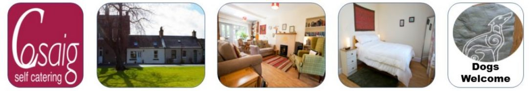 Cosaig Self Catering, Innerleithen